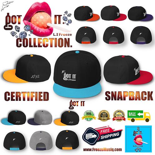 Got It | Certified SnapbBack |