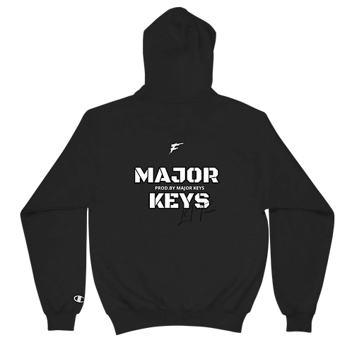 *SIGNATURE SERIES |  Album Merch | MAJOR KEYS | Keys Authentic Champion Hoodie