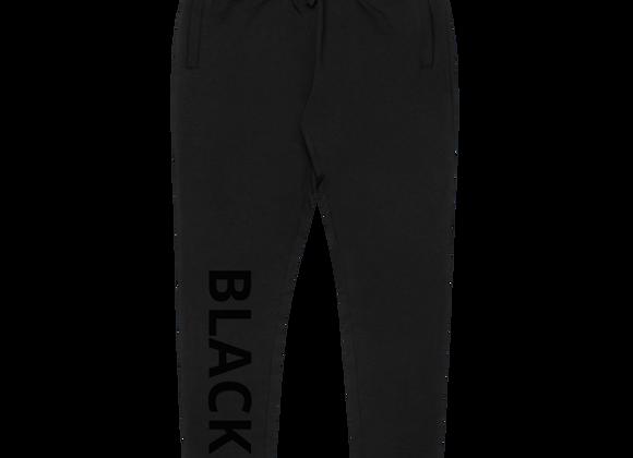 *SIGNATURE | Album Merch | BLACK | Simply Black Joggs | Unisex | Get The Set