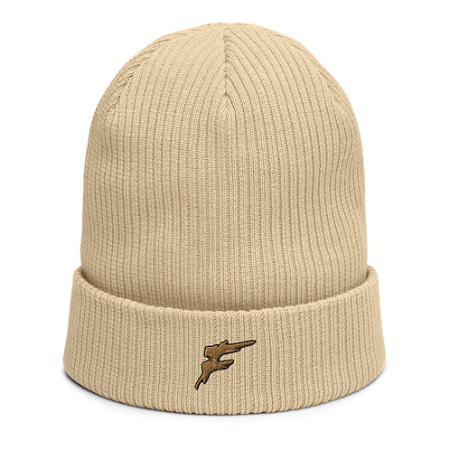   F Collection   F Bean   Limited Edition Gold Logo   100% Organic Cotton