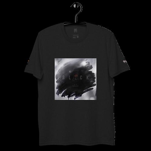 Album Merch| Black The Ep | Album Graphic Tee | Front & Back
