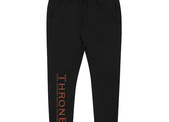 Album Merch | Throne | True Heaven Joggs | Unisex | Skinny Fitted | Get The Set