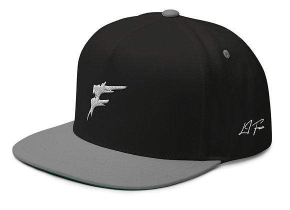 | F Collection | Classic Flat Bill Cap |