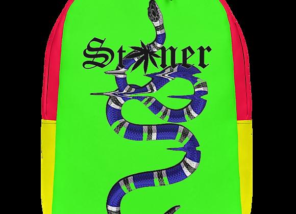 The Stoner Collection | Blue Snake Stoner Pack