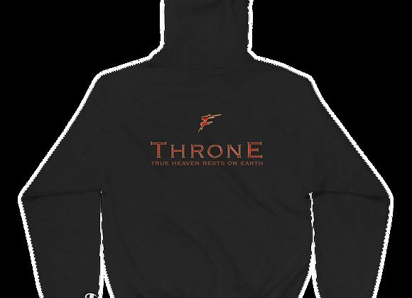 | Album Merch | Throne | True Heaven Authentic Champion Hoodie