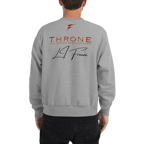 *SIGNATURE SERIES | Album Merch | THRONE | True Heaven Champion Sweatshirt