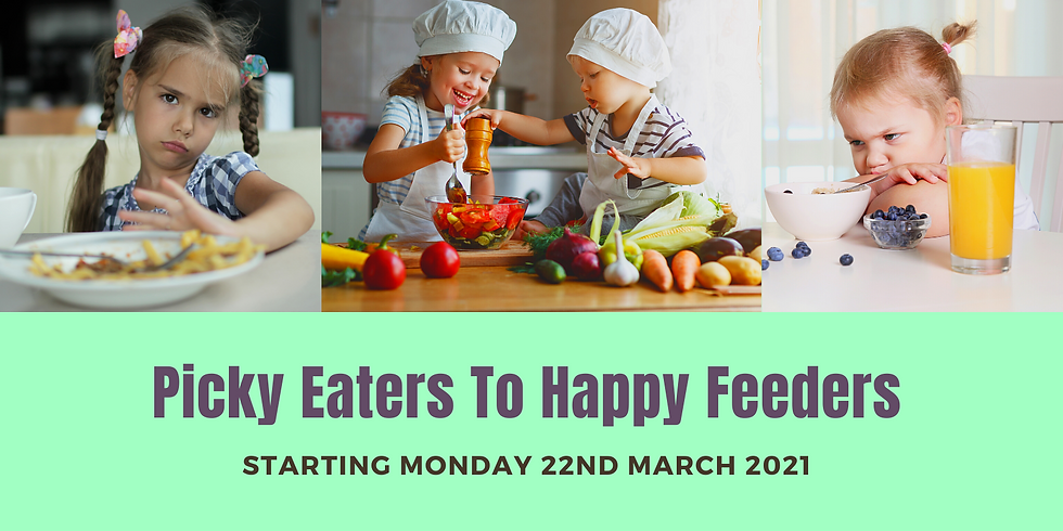 Picky Eater To Happy Feeder