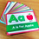 Thumbnail: A-Z Nutrition Card Bundle Deal (3 pack)