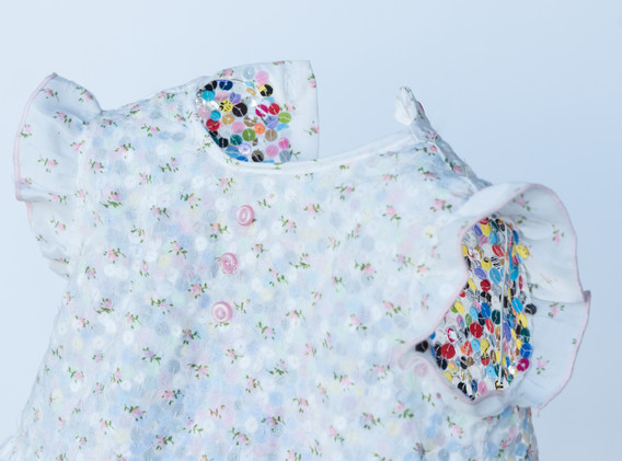 Nefarious and stealthy (blouse) (detail)