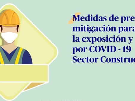 El #COVID-19 en la Construcción