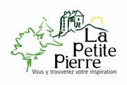logo la-petite-pierre, Alsace