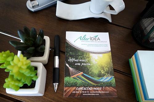 Impulsion graphique, conception graphique graphiste freelance Alsace print flyer brochure plaquette commerciale logo
