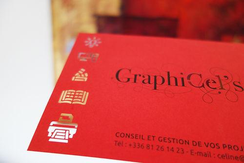 Impulsion graphique, conception graphique graphiste freelance Alsace print flyer brochure plaquette commerciale carte de voeux decoupe laser