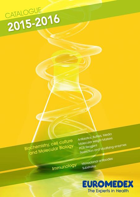 Impulsion graphique, conception graphique graphiste freelance Alsace print flyer brochure couverture catalogue Euromedex