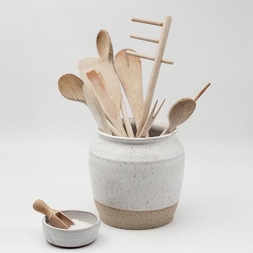 spoon crock כלי לששת