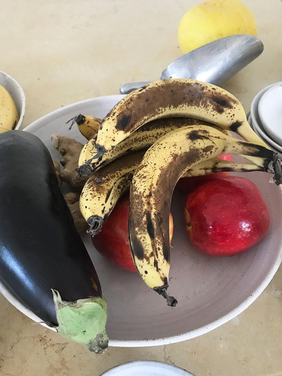מתכון בננה ברד, לחם בננות