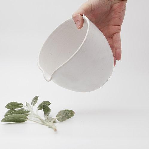קערת מזיגה mix & pour bowl