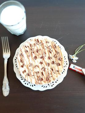 KINDER Schokolade Cheesecake