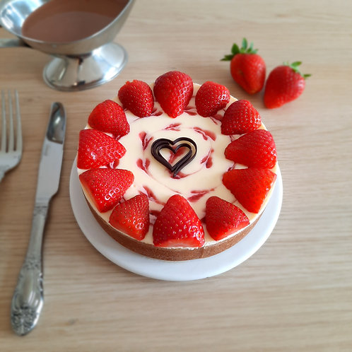 Very-Berry Cheesecake