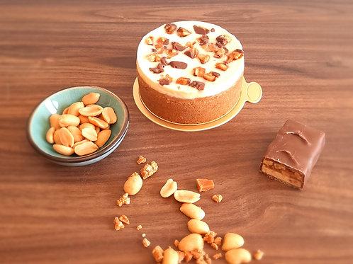 SNICKERS Mini Cheesecake
