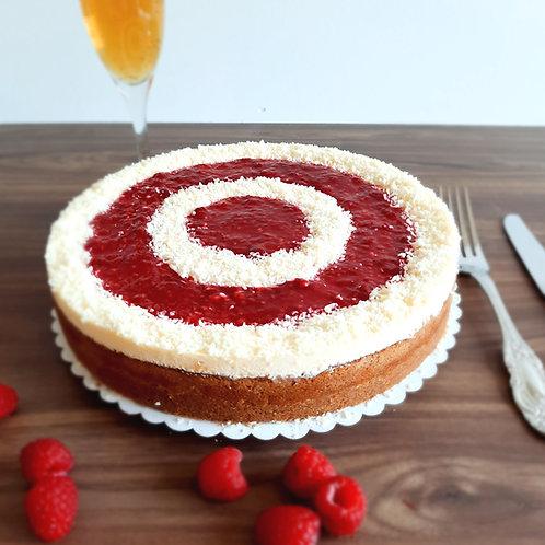 Berry & Ivory Harmony Cheesecake