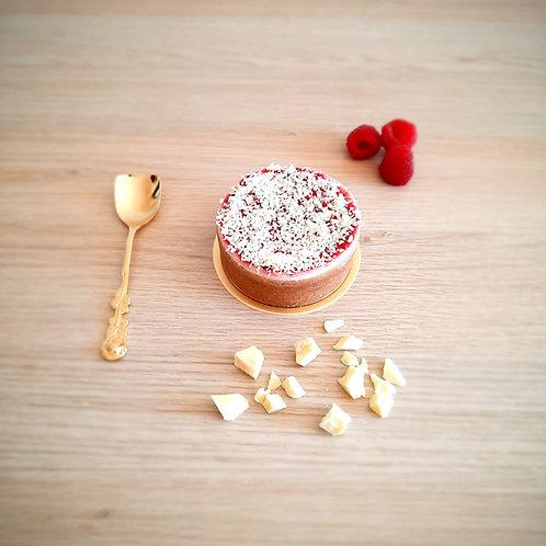 Berry & Ivory Harmony Mini Cheesecake