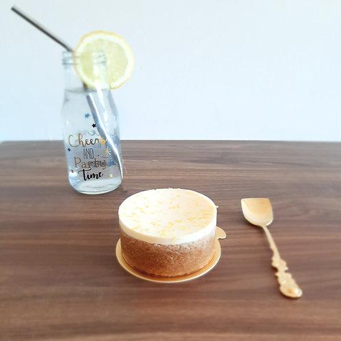 Lemon Squeeze Mini Cheesecake