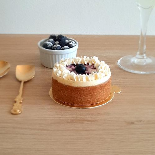 Blue Magic Mini Cheesecake