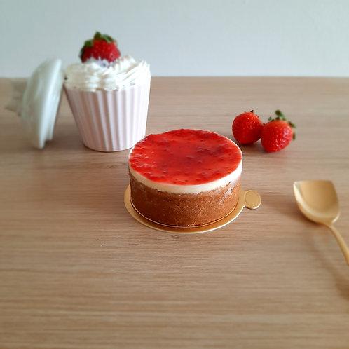 Very-Berry Mini Cheesecake