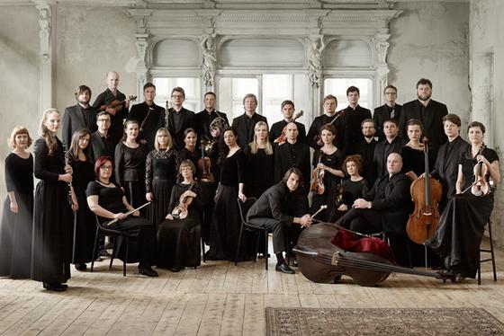 'Murmurations' performed in Klaipeda, Lithuania