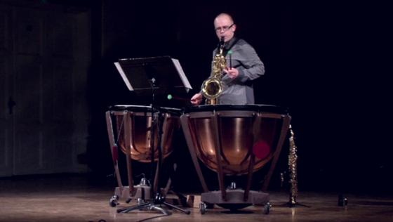 'Tumulus' premieres at Riga Saxophone Days 2017