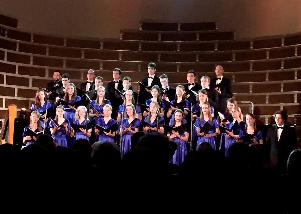 Choir Dziesmuvara on their 90th Jubilee