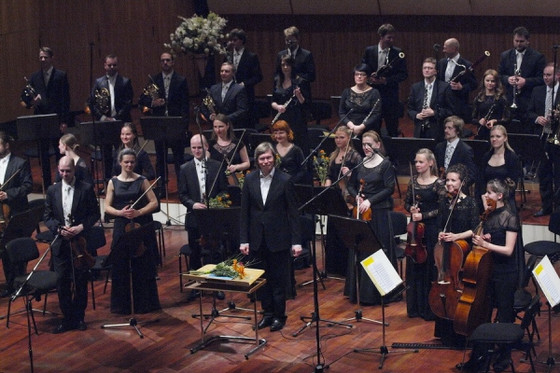 'Murmurations' first performance by Sinfonietta Riga post factum
