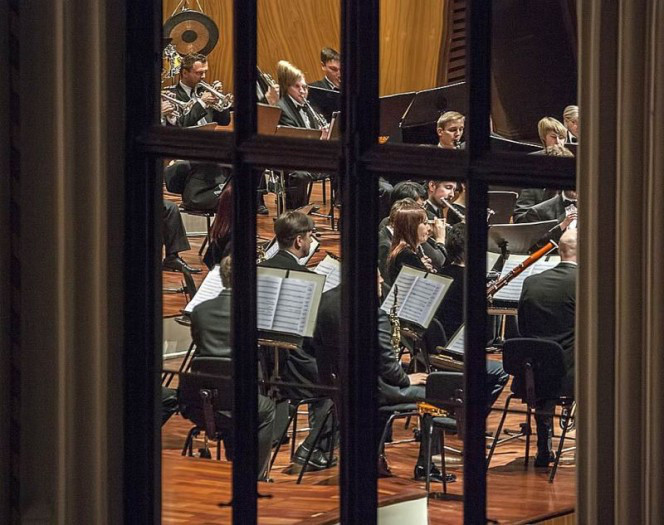 Orchestra Riga at Liela Gilde, White night 2015