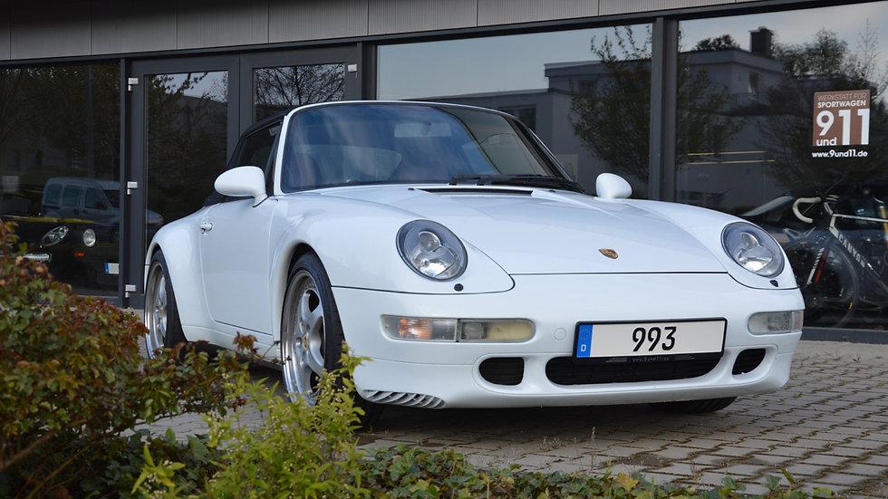 Porsche 993 C2 Cabrio