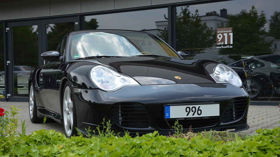 Porsche 996 turbo X50 Schlater