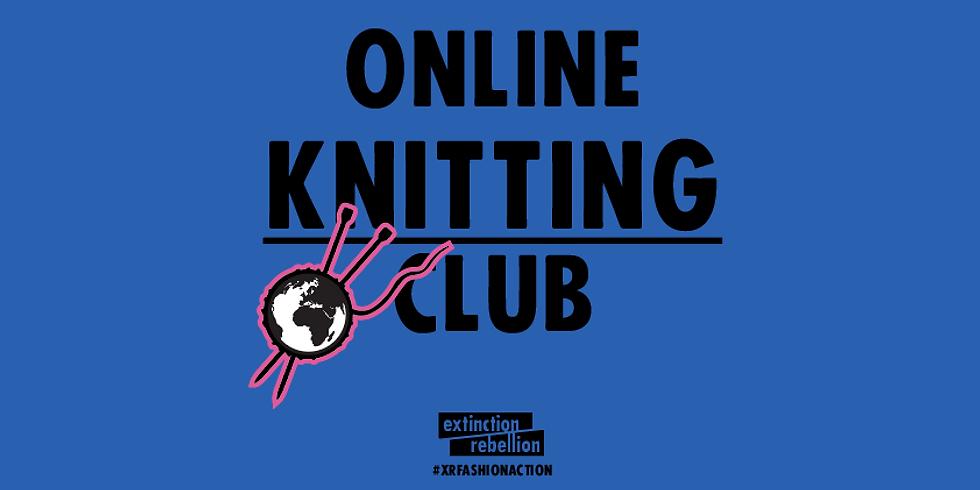 ONLINE KNITTING CLUB