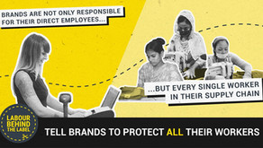 TELL BRANDS TO PROTECT ALL THEIR WORKERS