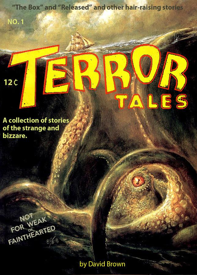 TERROR TALES                                 Free Short Stories of Horror