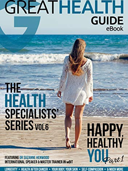 Happy, Healthy You Part 1 (The Health Specialists' Series Vol 6)