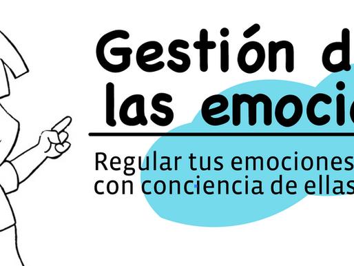 Aprendamos juntos a gestionar las emociones
