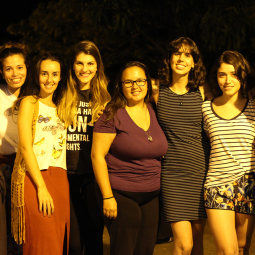 Roda de Conversa Coletivo Feminista FAU UnB 2