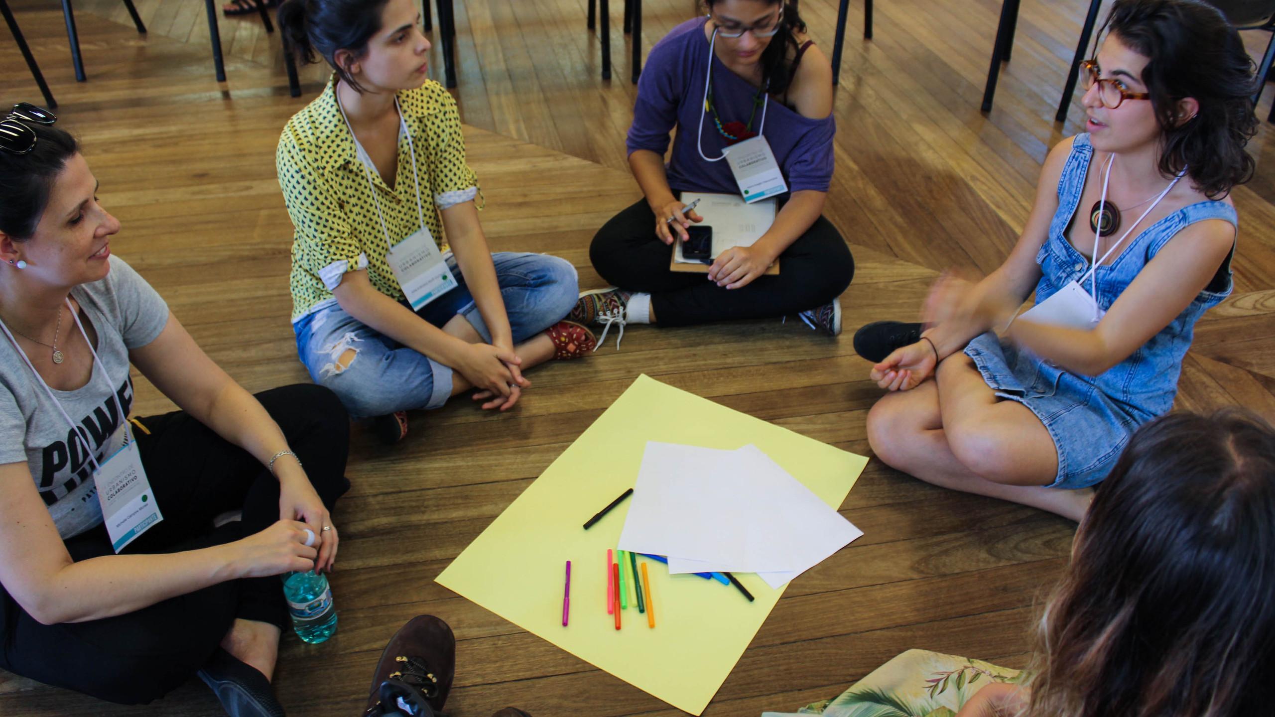 Grupos pensam as propostas