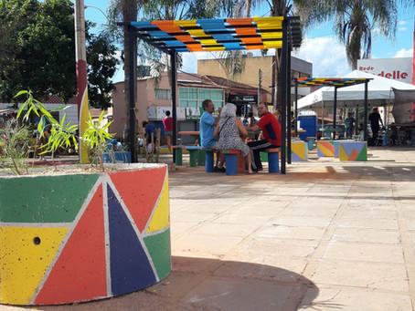 MOBilize! Mutirão na Praça do Reggae