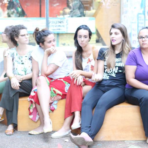 Roda de Conversa Coletivo Feminista FAU UnB