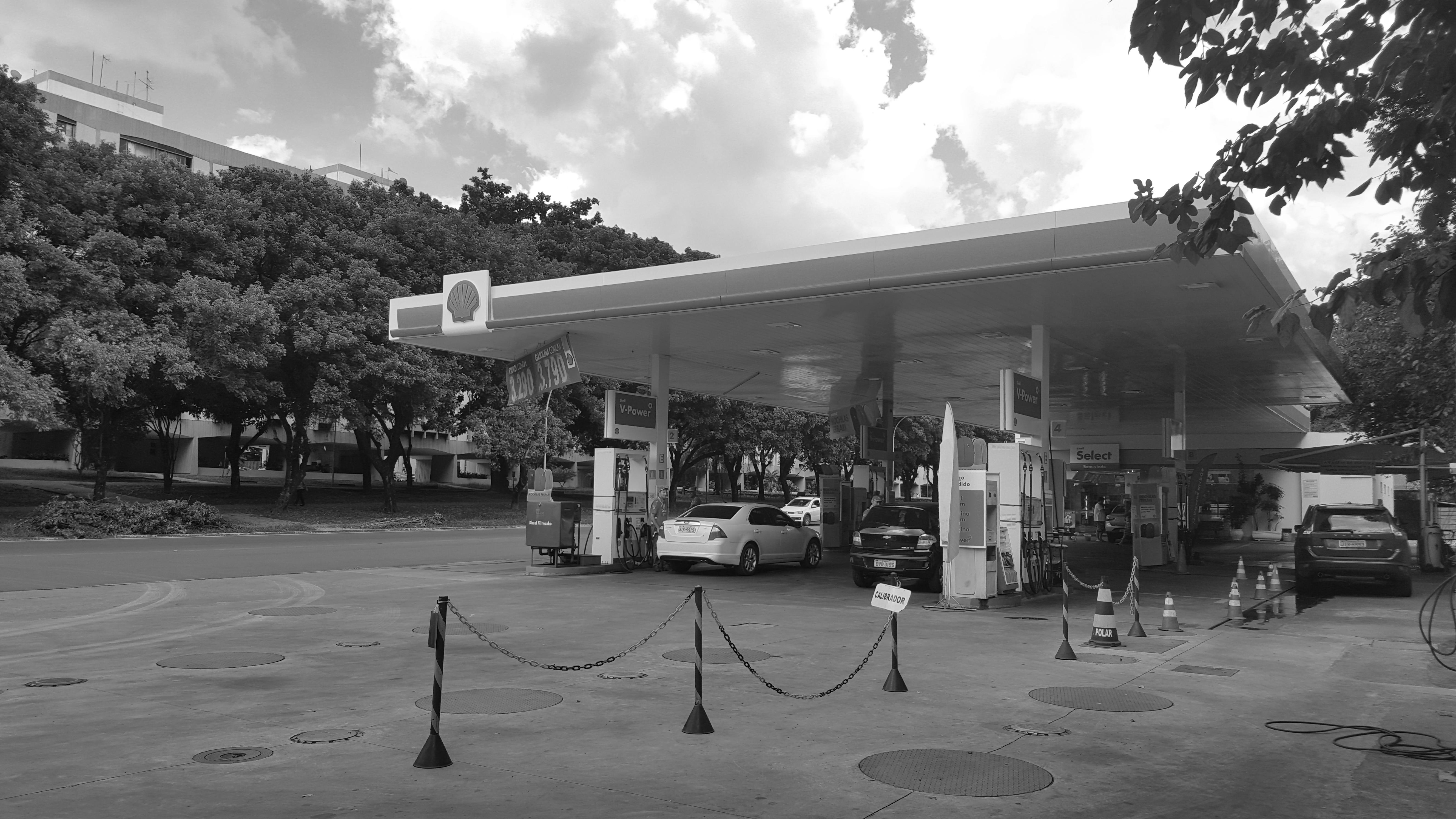 Imposto Combustível