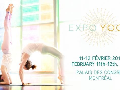 Expo Yoga - Les gagnants sont...