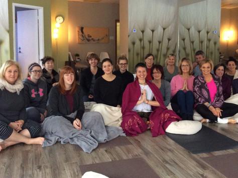 Le yoga nidra : découvrir la profondeur tout en douceur