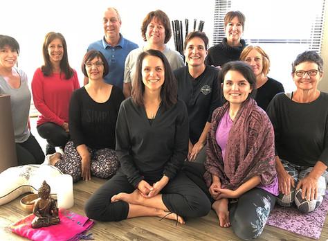 Un succès! Atelier : Introduction à la méditation pleine conscience