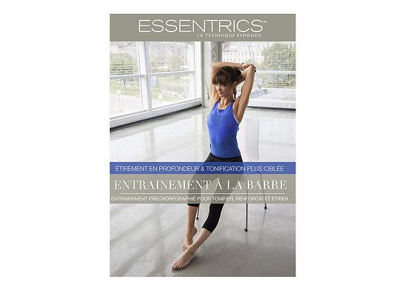 DVD Essentrics - Entraînement à la barre